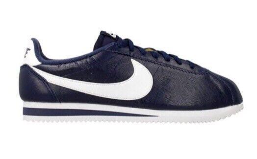 Nike Classic Cortez Premium (blu) - (EUR 45) - NUOVO ~ 807480 414