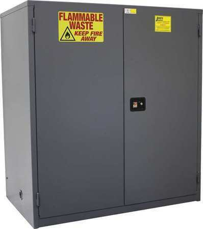 """JAMCO RC2 Flammable Liquid Safety Cabinet, 34"""" D 