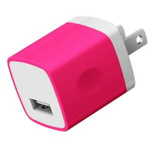 Maeline-USB-Wall-Charger-Charging-Adapter-1Amp-Single-Port-Quick-Fast-Cell-Ph