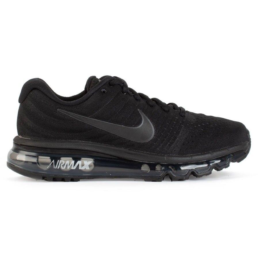 Nike air max 2017 (gs) 851622-004 nero nero nero mod.851622-004 | Commercio All'ingrosso  | Uomo/Donne Scarpa  74553c