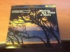 LP DAN & DALE & FIVE LORDS MUSICA TRA CIELO E MARE VRMS 341 VG+/VG+ ITALY PS PV