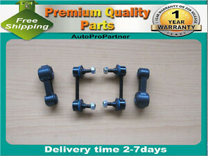 4 FRONT REAR SWAY BAR LINKS FOR SUBARU LEGACY OUTBACK 00-04
