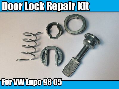 Cylinder Locking Fix Door Lock Repair For VW LUPO 98-05 Barrel