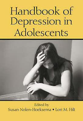 Handbook of Depression in Adolescents by