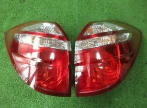 SUBARU-LEGACY-BP5-Taillights-Tail-Lights-Lamps-Left-and-right-set-kouki-Genuine