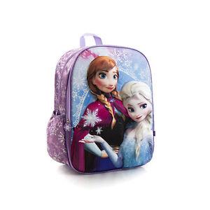 90d572d94d Disney Frozen Anna Elsa Deluxe 3D Large 16 Inch Kids Backpack ...