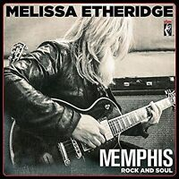 Etheridge,Melissa - Memphis Rock And Soul (LP) [Vinyl LP] - NEU