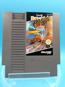 jeu-video-super-nintendo-nes-loose-BE-FRG-castlevania-III-dracula-039-s-curse