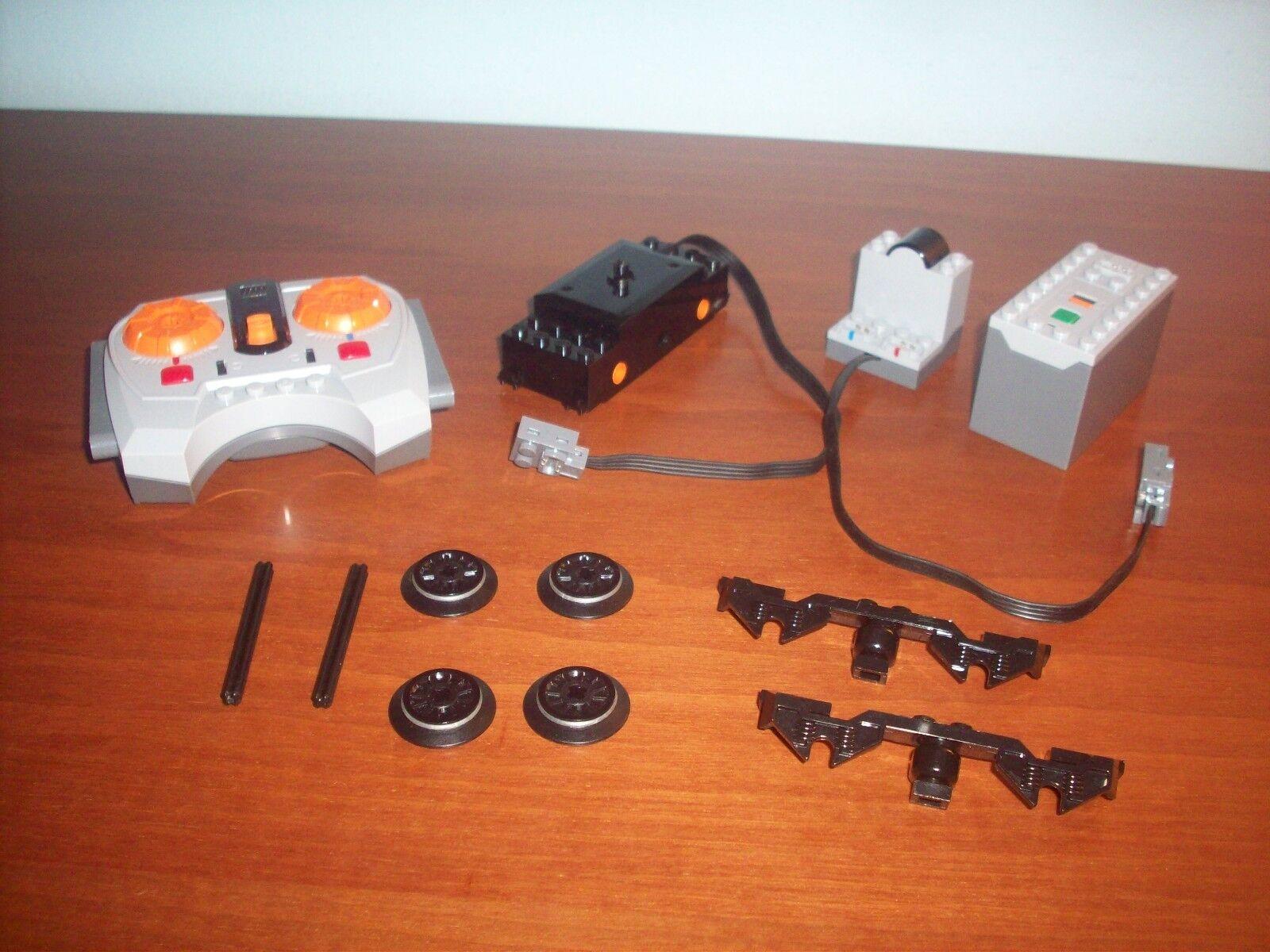 LEGO CITY TRENO 4 PEZZI MOTORE POWER FUNCTIONS 10254 10233 7939 60052 60098 7938
