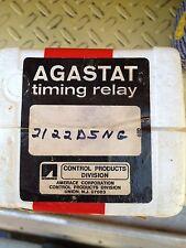 Agastat Timing Relay 2122D5NG