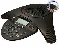 Polycom IP 4000 Conference Phone Telephone - Inc VAT & Warranty - Main Unit Only