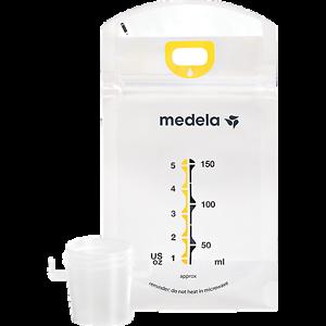 Medela Pump Amp And Save Breastmilk Freezer Storage Bags New