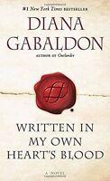 Outlander 8: Written In My Own Heart's Blood By Diana Gabaldon (mm Pb 7x4)