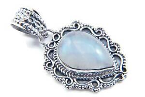 Hanger-925-sterling-zilver-regenboog-maansteen-witte-steen