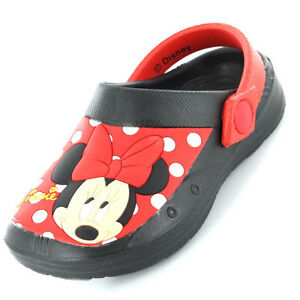 Minnie Mouse Infant Shoes Red