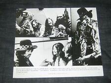 Original A FILM ABOUT JIMI HENDRIX International Press Photo JANIS JOPLIN
