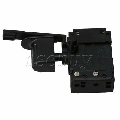 FA2-4//1BEK lock on power electric hand drill speed control trigger switch 250v