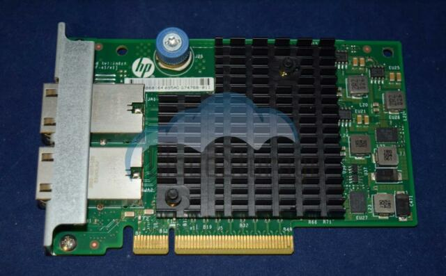 HP Ethernet 10gb 2-port 561flr-t Adapter
