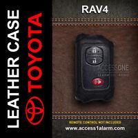 Toyota Rav4 Smart Key Protective Leather Remote Control Case 2008 - 2014