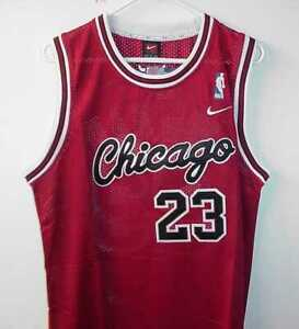 MICHAEL-JORDAN-CHICAGO-BULLS-CURSIVE-JERSEY-NEW-WITH-TAGS