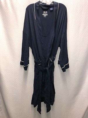 Men's Clothing Smart Nwot Men's Navy Fruit Of The Loom Robe O/s