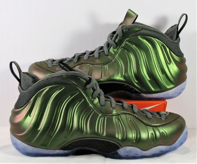newest d7aec 7fb09 Nike Air Foamposite Posite One Shine Dark Stucco Womens Sz 10 NEW AA3963 001