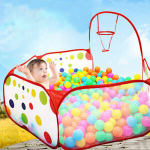 New-Portable-Kids-Play-Children-Outdoor-Indoor-Game-Toy-Tent-Ocean-Ball-Pit-Pool