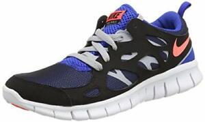 084 2 Nuove Run Free Allenatori Nike Boys Uk per 5y Sneakers 36 5 4 Eu 4 gs Us Girls UwSUBA