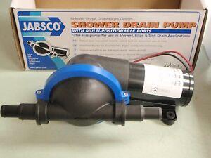 Shower drain bilge diaphragm pump jabsco 6 508801000 marine boat image is loading shower drain bilge diaphragm pump jabsco 6 508801000 ccuart Choice Image