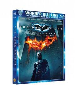 Batman-The-Dark-Knight-The-Knight-Black-Blu-Ray-New-Blister-Pack