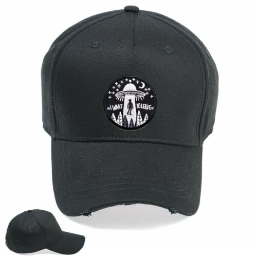 I Want To Leave Astronaut Embroidered Vintage Hat Cap Beanie Snapback Weathered
