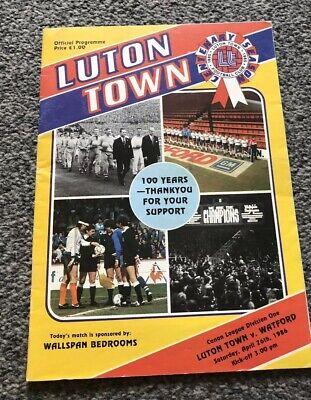 watford vs luton town - photo #11