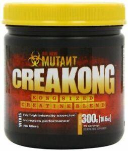 PVL-Mutante-Creakong-300G-Top-3-Creatina-assorbimento-ACCELERATORE-Creapure-75-SERV