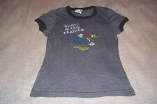 Woody Woodpecker Shake A Tail Feather T-Shirt Womans Medium