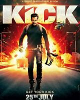 Kick (2014) - Salman Khan, Jacqueline Fernandez - Bollywood Hindi Movie Dvd