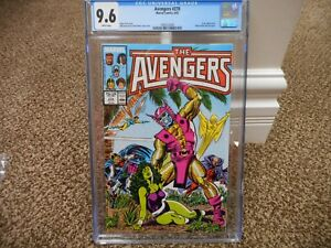 Avengers-278-cgc-9-6-Marvel-1987-WHITE-pages-She-Hulk-vs-Tyrak-cover-Wasp-NM-M