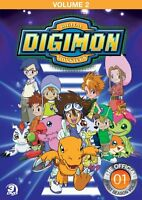 Digimon Season 1 Volume 2 Sealed 3 Dvd Set
