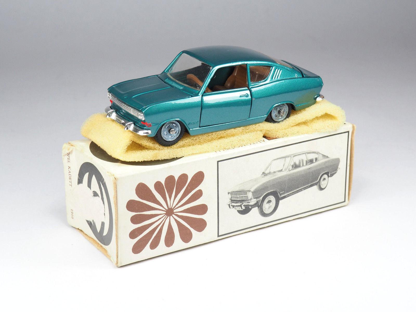 Mebetoys - a13 - Opel Kadett coupé 1966 -