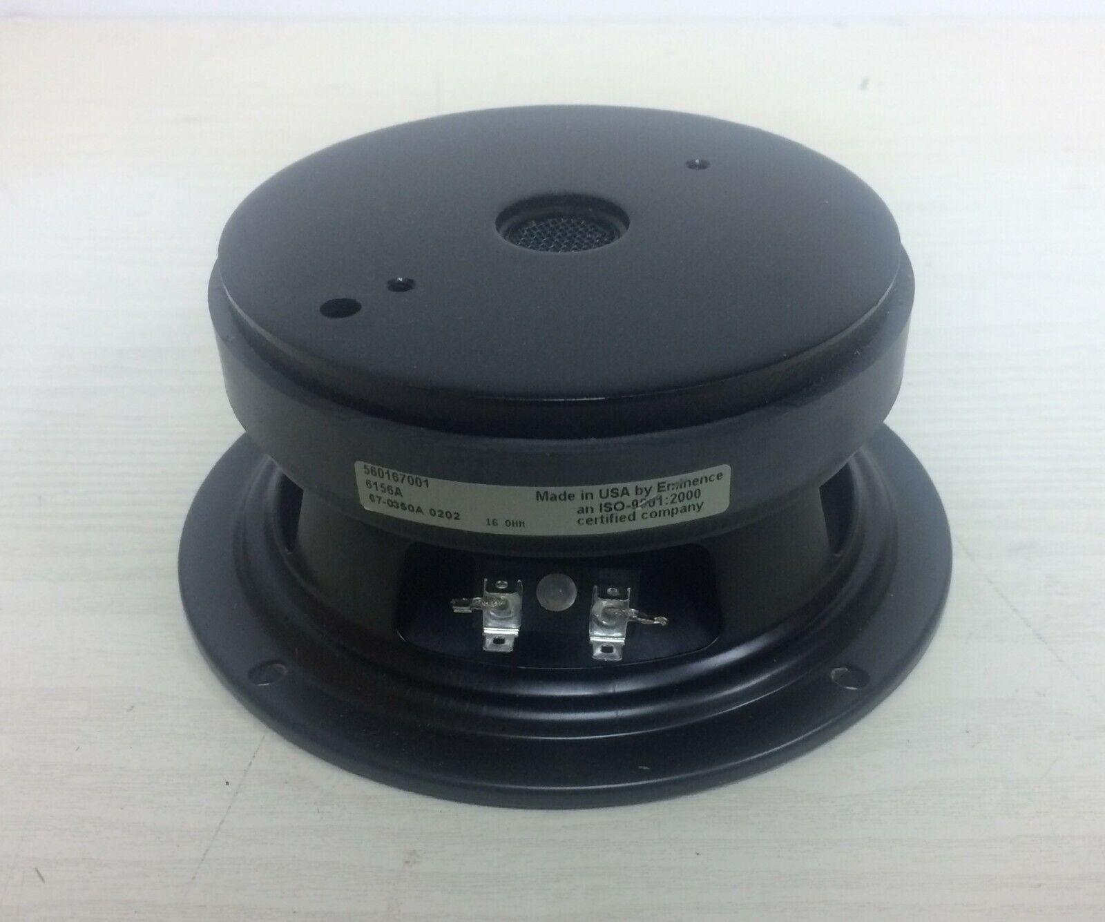 Electro Voice midrange per XLC127, 6.5  16 ohm, prodotto dalla Eminence