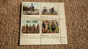 2016-IRELAND-POST-MINT-STAMPS-IRELAND-CYCLING-ISSUE-SET-OF-4-STAMPS-MNH