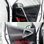 For Toyota RAV4 2013-2018 4pc Carbon Fiber Color Door Handle Armrest Strip Cover