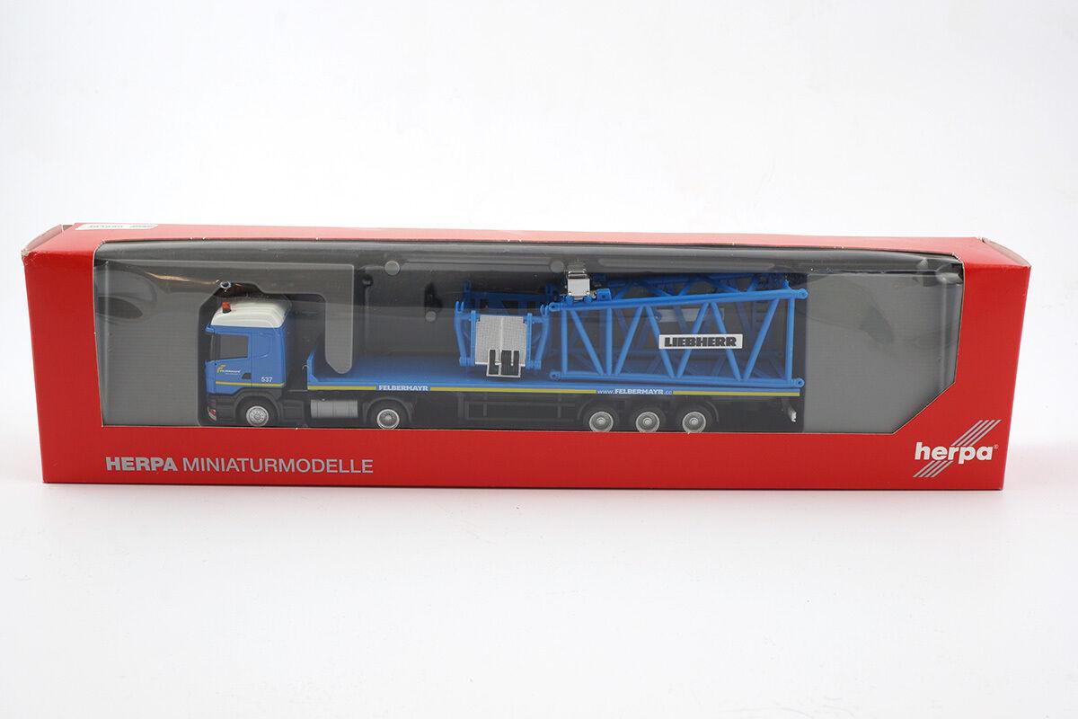303880 - - - Herpa Scania R HL con testa e riduttore diritti TTIP   (A) - 1 87 09ecfd