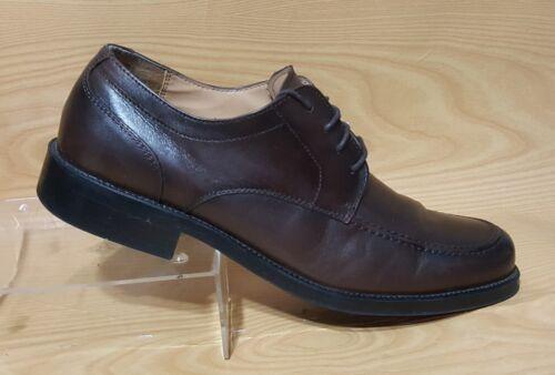 stringate eleganti Uomo M G in Oxford pelle Bass 13 marrone Scarpe H qHHYpxX