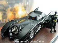 1989 BATMAN BATMOBILE MOVIE CAR BLACK 1/43RD SCALE SCENE EXAMPLE PKD T3412Z(=)