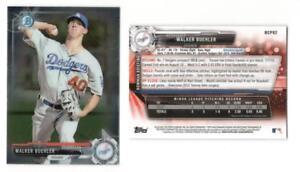 30-Mint-WALKER-BUEHLER-2017-Bowman-Chrome-Rookie-Card-RC-lot-set-BCP82-Dodgers