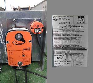 Schema Elettrico Motore Serranda : Motore belimo blf t per serranda tagliafuoco fptech italy mdf