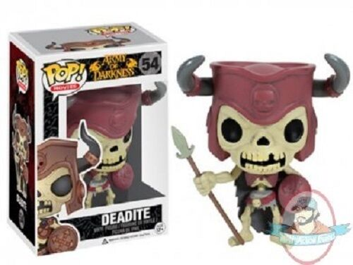 Pop  Movies Evil Dead Army of Darkness Deadite Vinyl Figure by Funko
