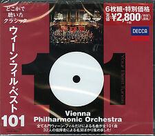 V.A.-YOUR 101 BEST TUNES WIENER PHILHARMONIKER-JAPAN 6 CD G35