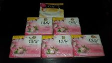 OLAY BAR SOAP - 12 TOTAL - ULTRA MOISTURE / COOLING WHITE STRAWBERRY & MINT -NEW