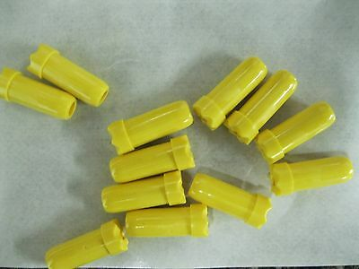Other Archery Tenpoint Omni Nocks 12 } Yellow 22/64 Carbon Caps Nocks